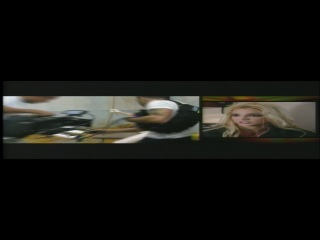Britney Spears FT. Madonna - Making The Video Me Against The Music