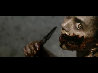 Зловещие мертвецы Отрывок из фильма (Жуть)