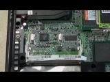 08. Замена сетевой карты WLAN Mini PCI на ноутбуке